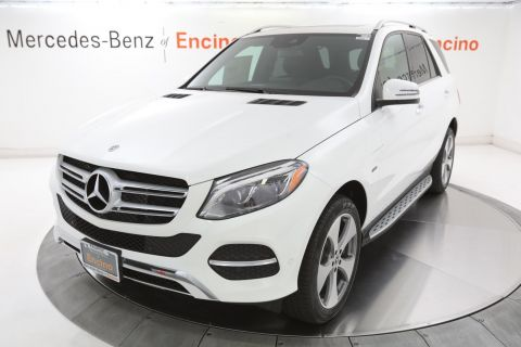 New 2018 Mercedes-Benz GLE GLE 550