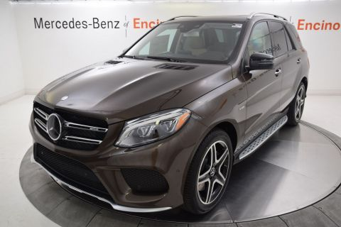 New 2017 Mercedes-Benz GLE AMG® GLE 43 SUV