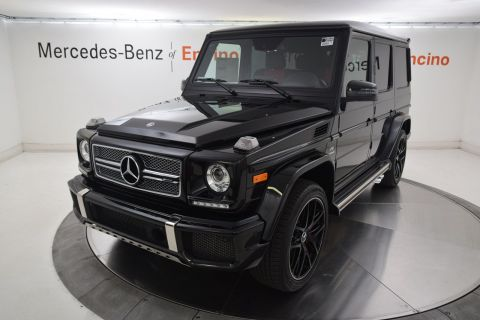 new 2018 mercedes benz g class amg g 65 suv suv in encino 58548
