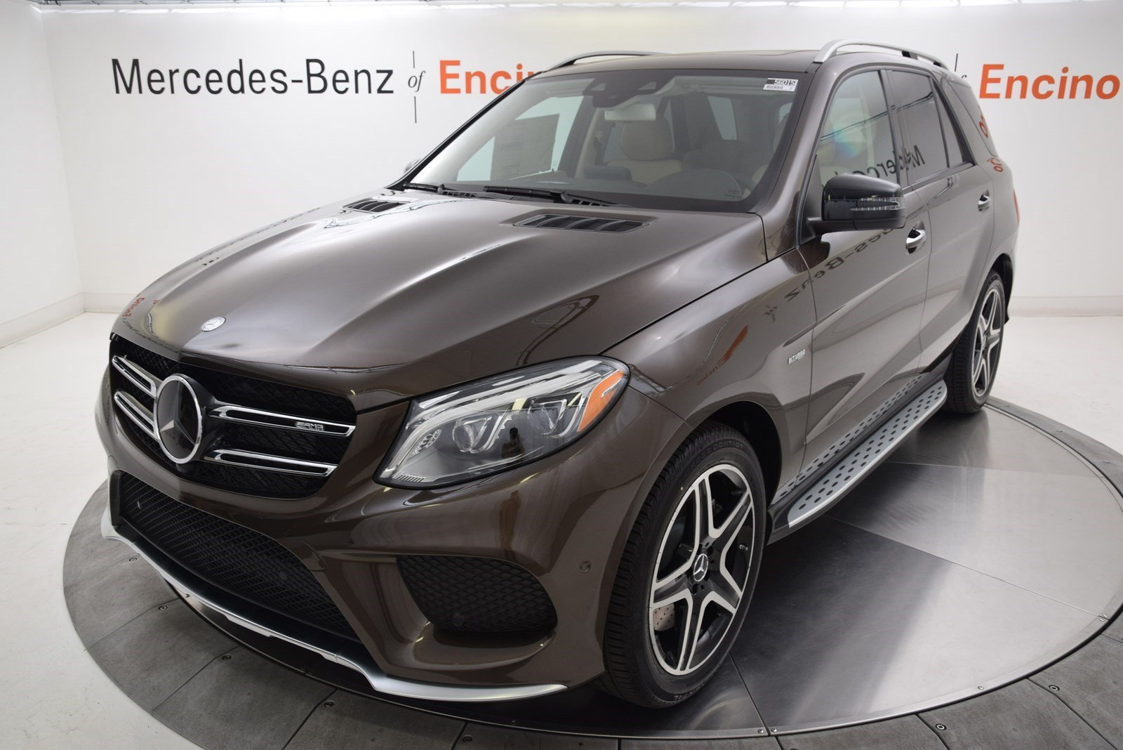 New 2017 Mercedes Benz Gle Amg Gle 43 Suv Suv In Encino 56015