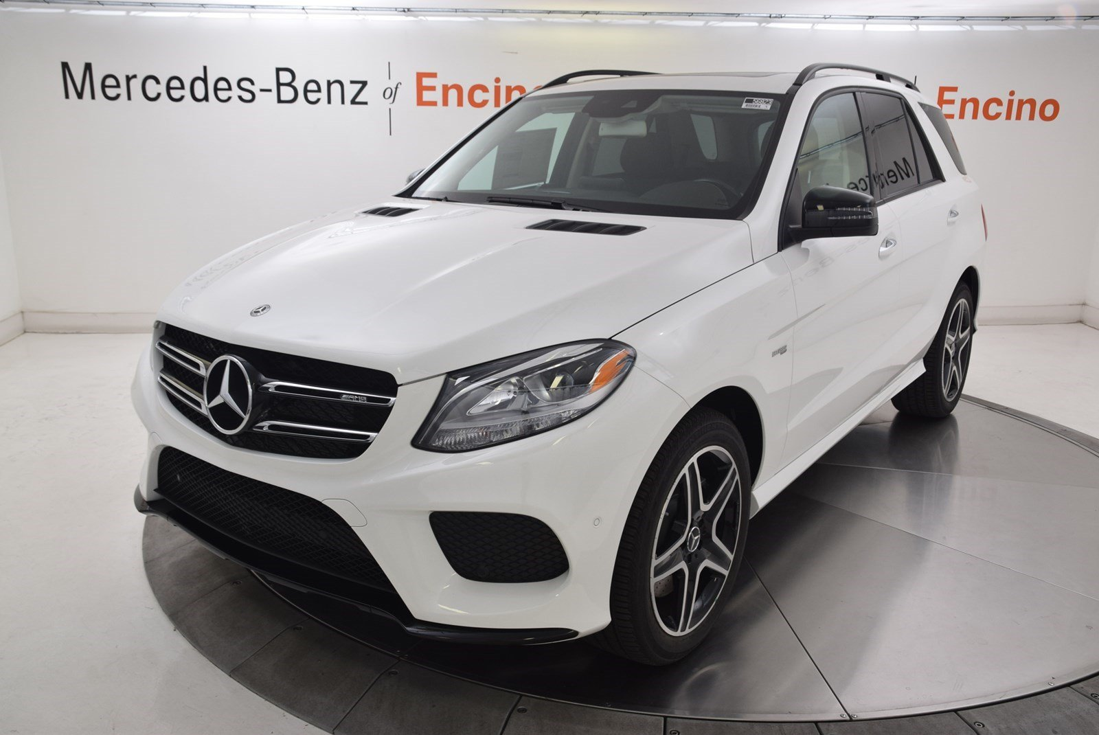 New 2018 Mercedes Benz GLE AMG GLE 43 SUV SUV in Encino