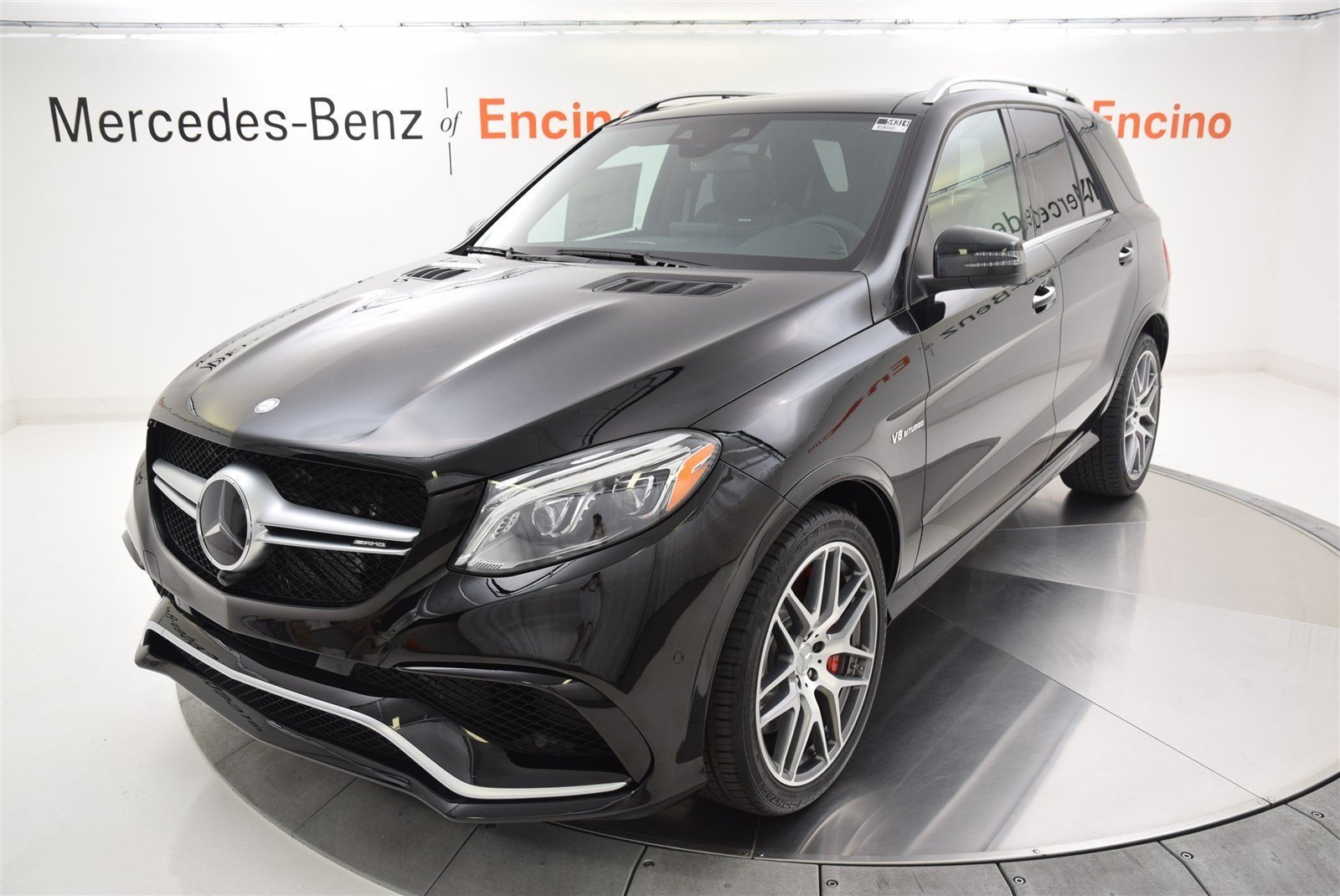 New 2016 Mercedes Benz Gle Amg 63 S Suv