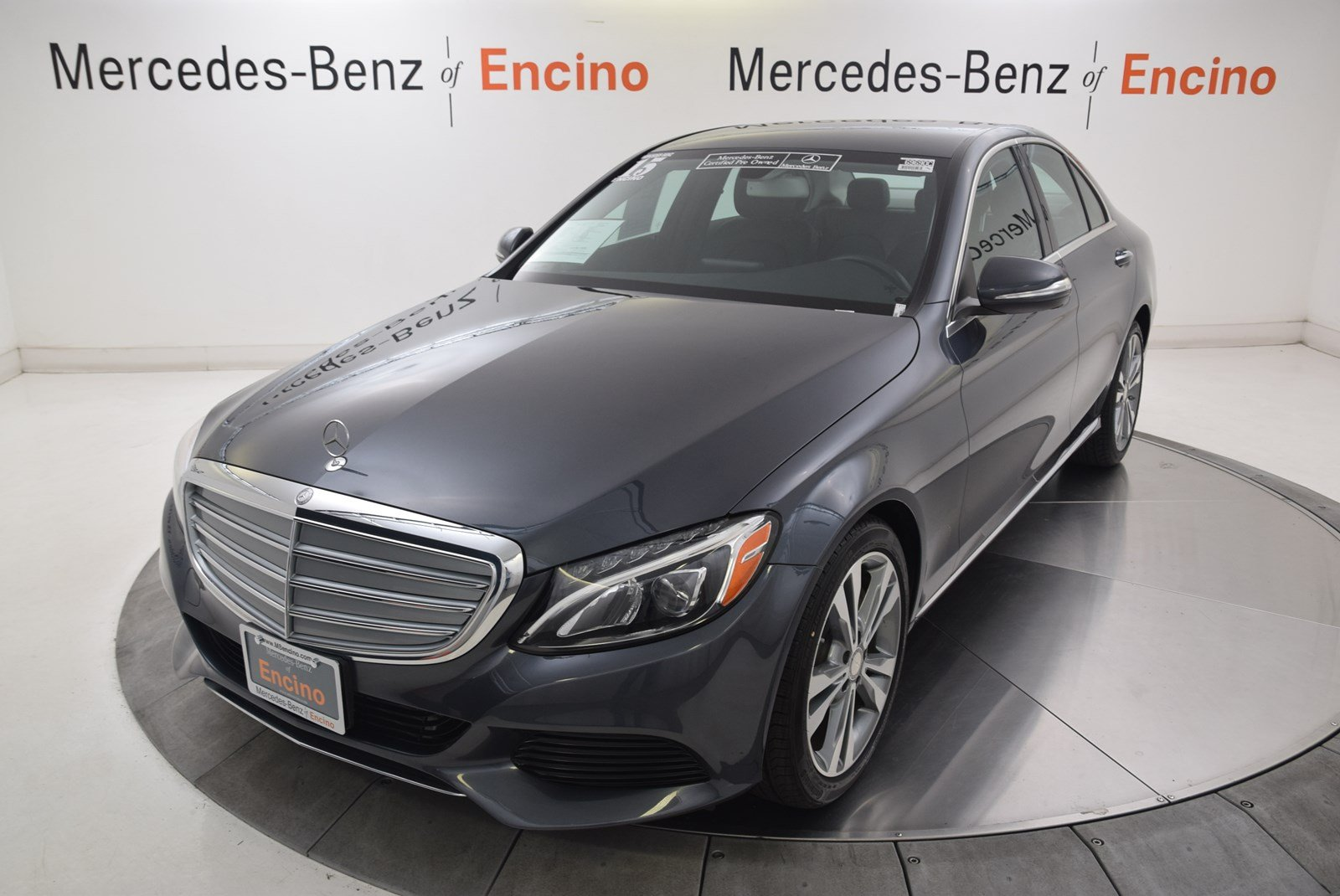 certified pre owned 2015 mercedes benz c class c 300 sedan