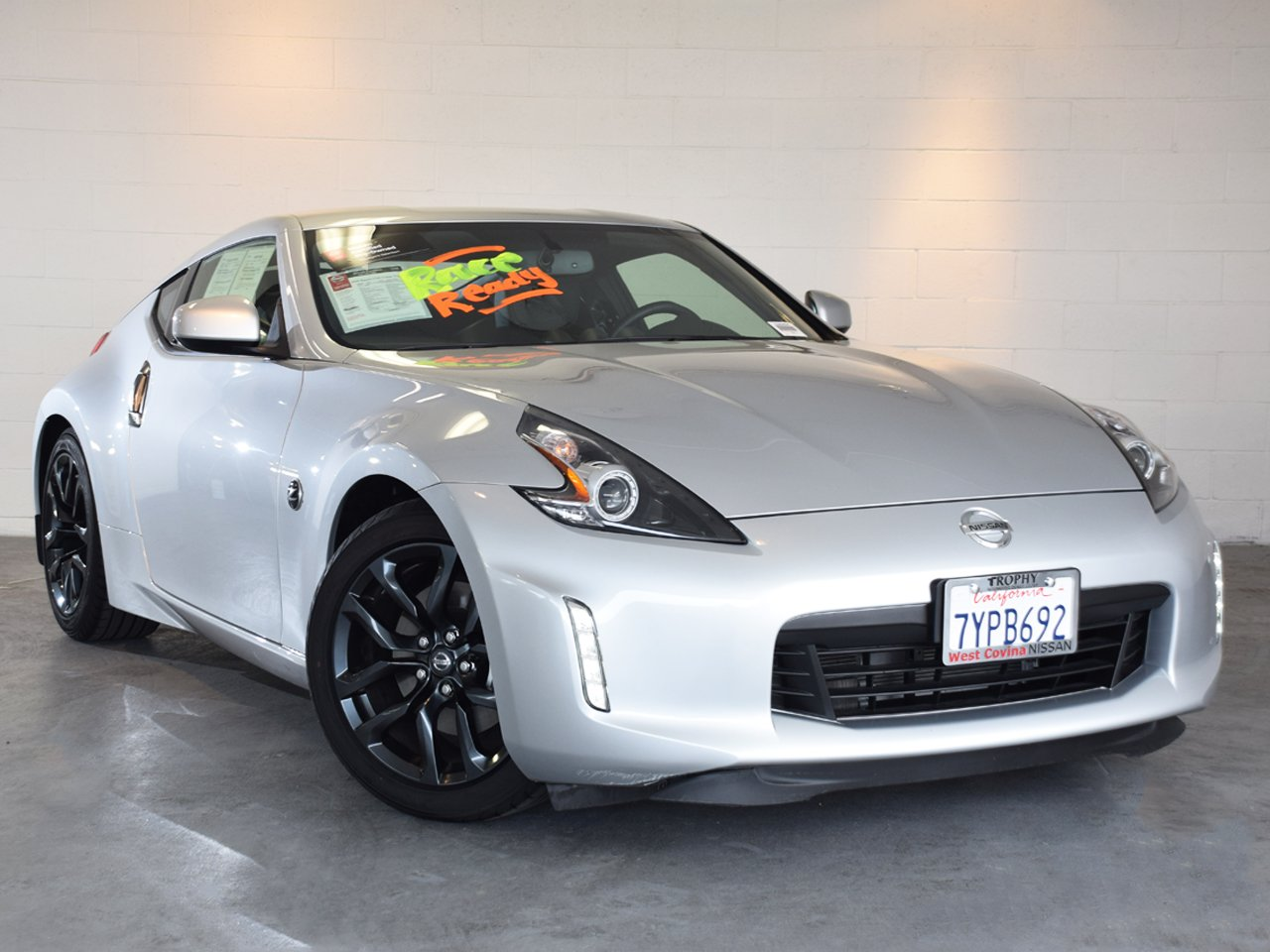 Pre Owned 2018 Nissan 370Z Coupe Touring