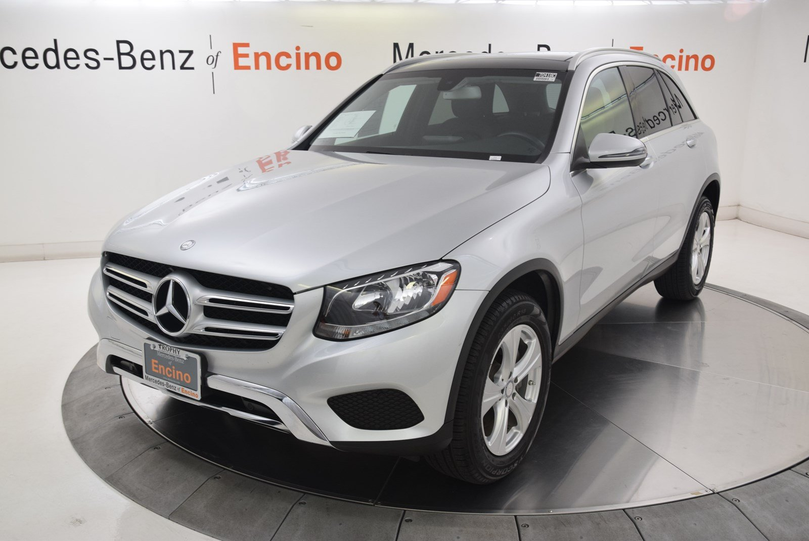 Certified Pre-Owned 2016 Mercedes-Benz GLC GLC 300 SUV in Encino ...