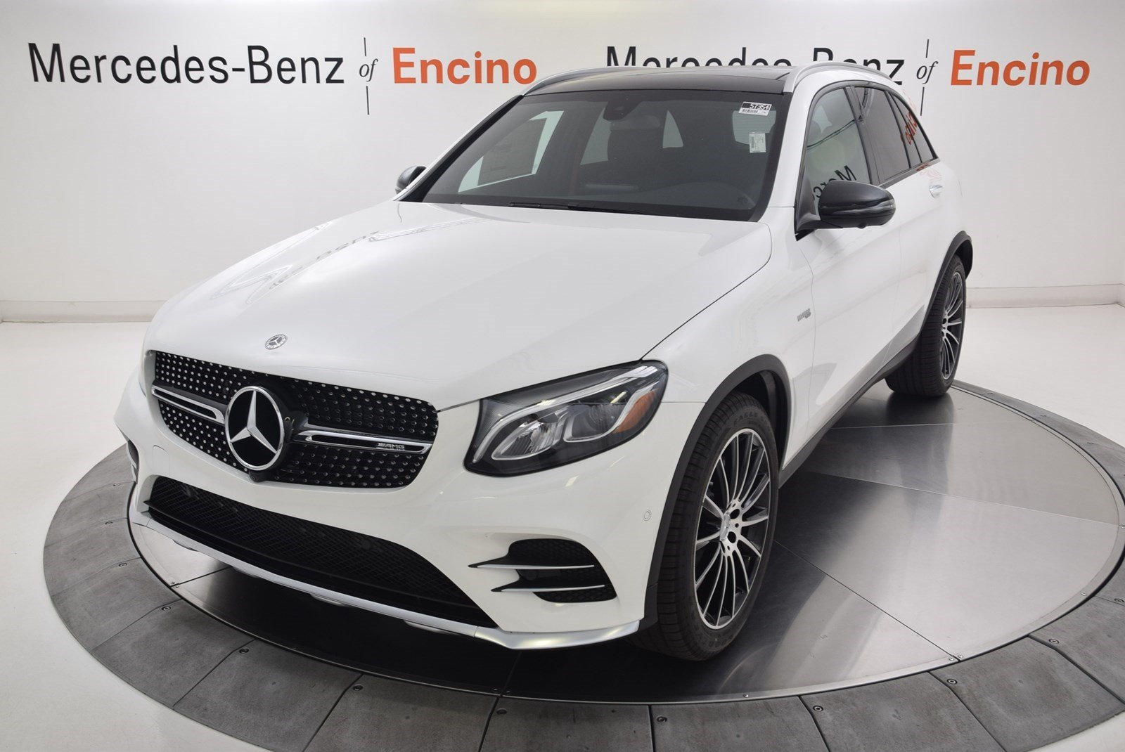 New 2018 Mercedes Benz Glc Amg 43 Suv