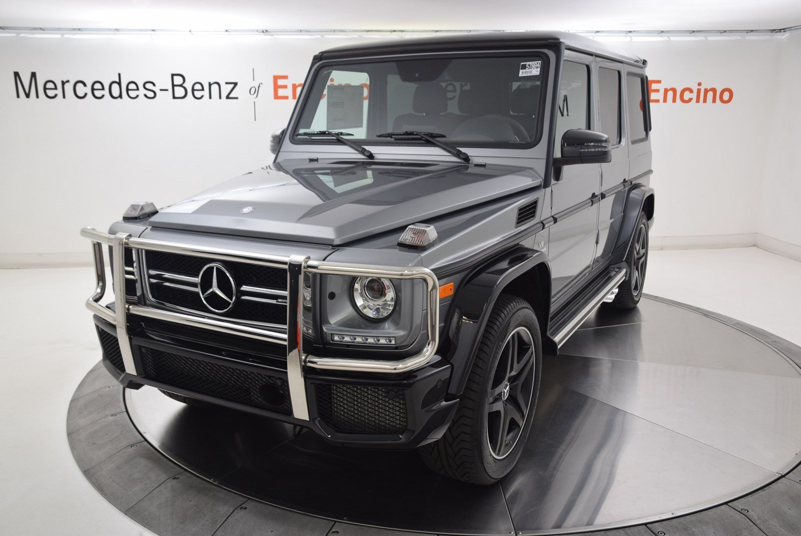 New 2017 mercedes benz g class amg g 63 suv suv in encino for Mercedes benz financial payment address