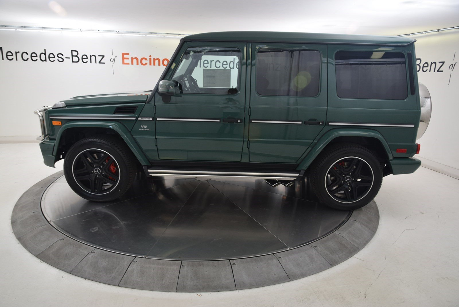 New 2018 Mercedes Benz G Class Amg G 63 Suv Suv In Encino 58546