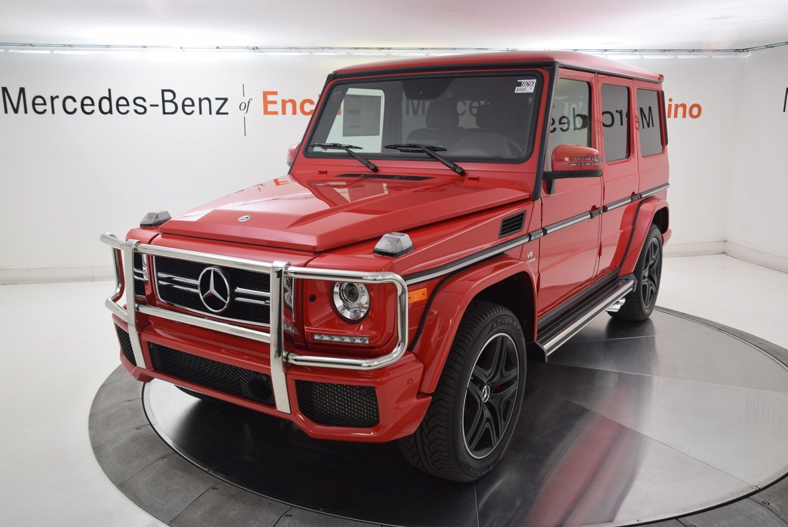 New 2018 mercedes benz g class amg g 63 suv suv in encino for Mercedes benz g class suv price