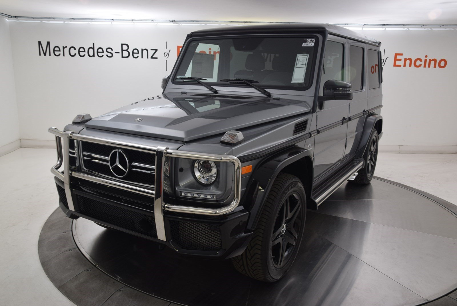 New 2018 mercedes benz g class amg g 63 suv suv in encino for Mercedes benz suv 2018 price