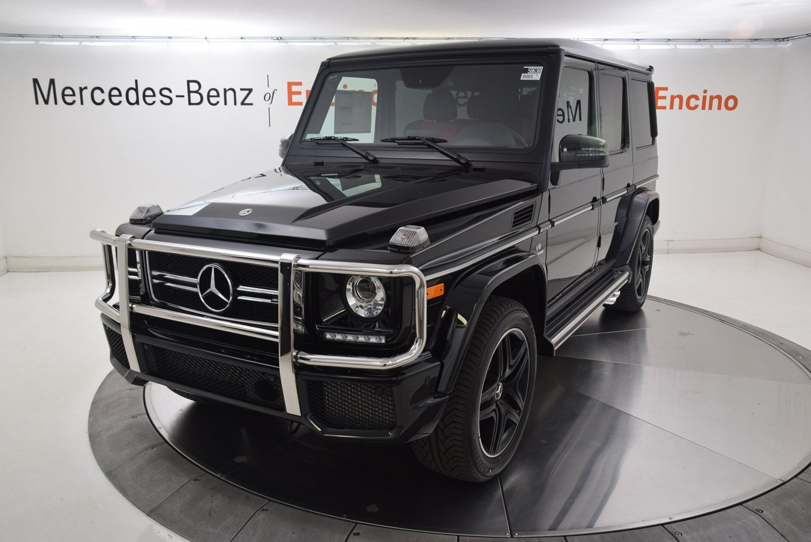 New 2018 Mercedes Benz G Cl Amg 63 Suv