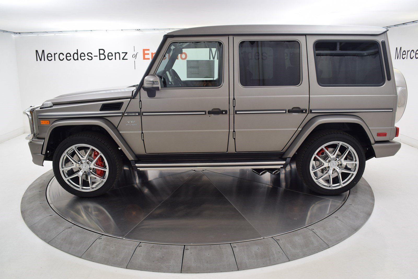 New 2017 mercedes benz g class amg g 65 suv suv in encino for Mercedes benz financial payment address