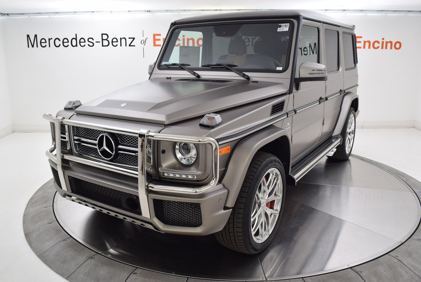 New 2017 Mercedes Benz G Class Amg G 65 Suv Suv In Encino 55676