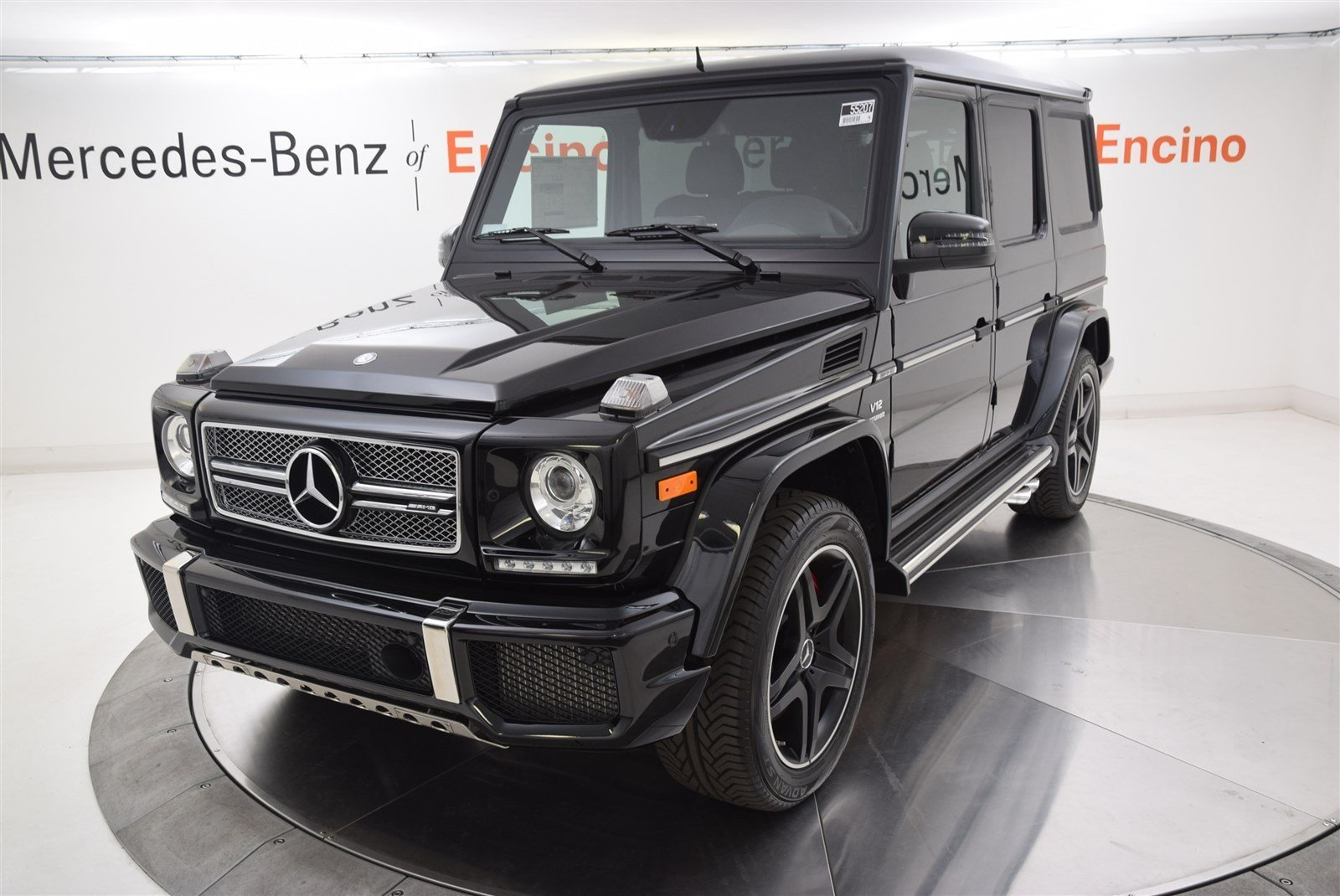 New 2016 Mercedes Benz G Cl Amg 65 Suv