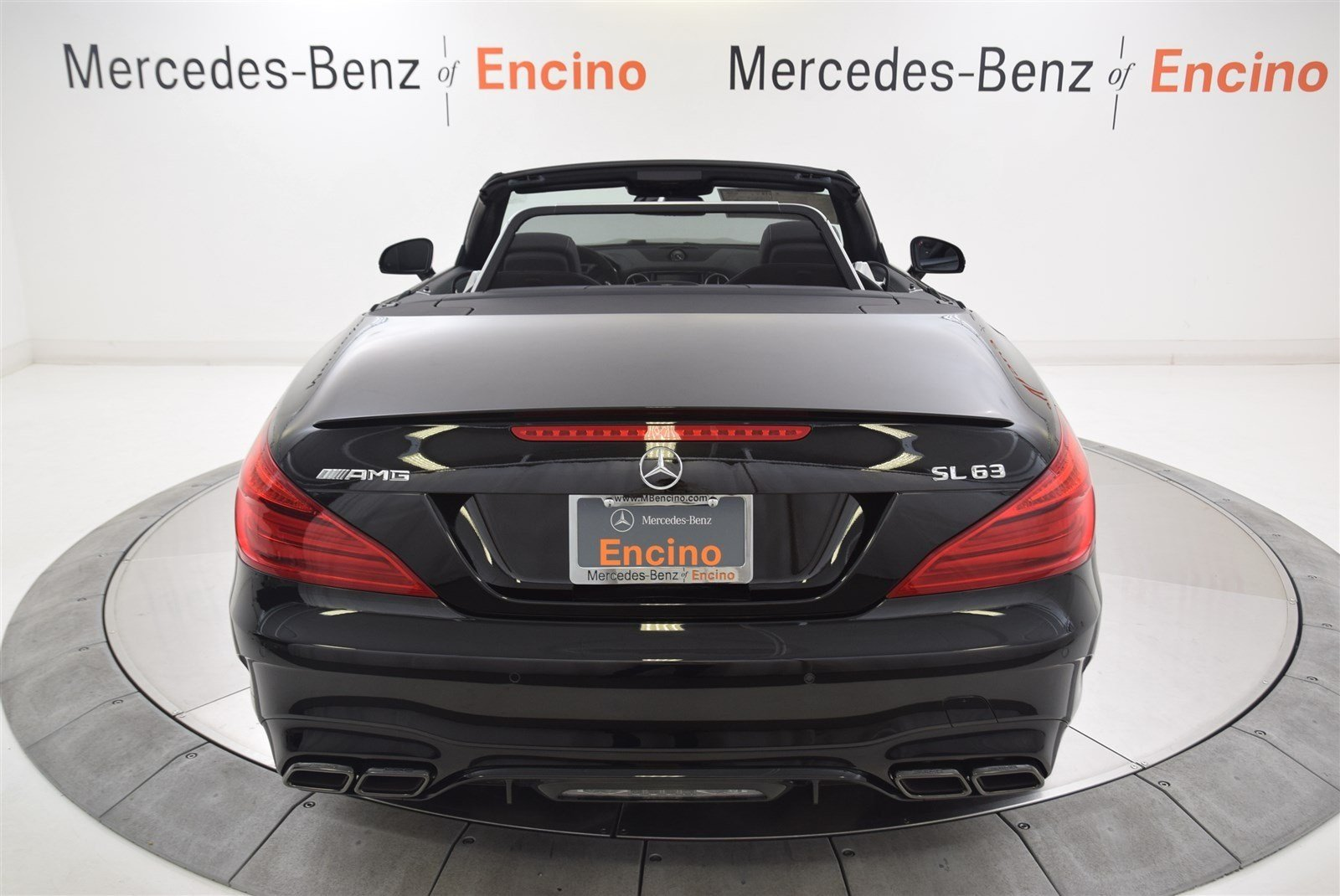 New 2017 Mercedes Benz SL AMG SL 63 Roadster ROADSTER in Encino