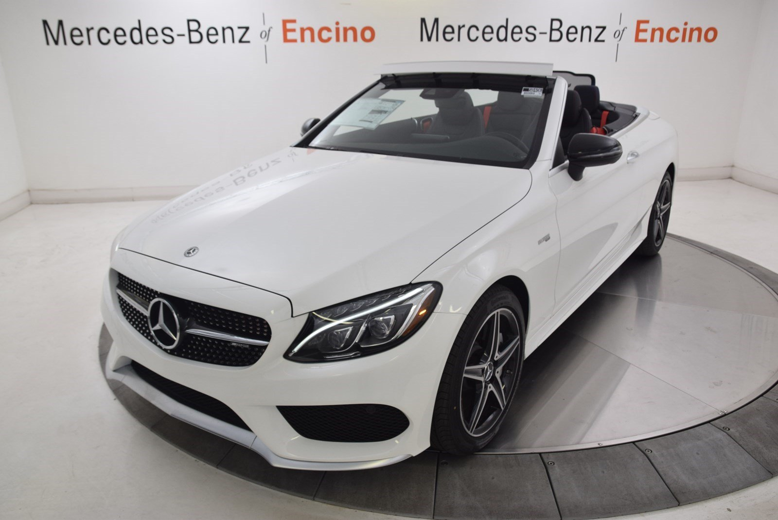 All Types cabriolet mercedes e class : New 2018 Mercedes-Benz C-Class C 43 AMG® Cabriolet CABRIOLET in ...